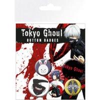 Tokyo Ghoul Mix - Badge Pack