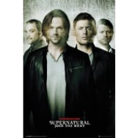Supernatural Blur - 24 x 36 Inches Maxi Poster - Supernatural Gifts