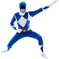 Morphsuit Adults Power Rangers Blue - L - Blue