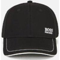 BOSS Green Mens Small Logo Cap - Black