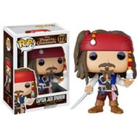 Disney Pirates of the Caribbean Jack Sparrow Pop! Vinyl Figure - Pirates Gifts
