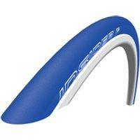 Schwalbe Insider Turbo Trainer Road Tyre - Blue - 700c x 23mm - Blue