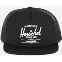 Herschel Supply Co. Whaler Mesh Cap - Black
