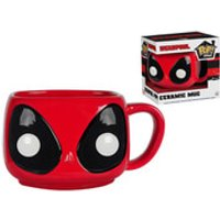 Marvel Deadpool Pop! Home Mug