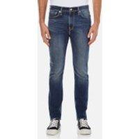 Levis Mens 510 Skinny Fit Jeans - Blue Canyon - W36/L34
