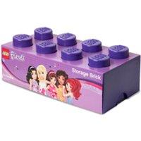 LEGO Storage Brick 8  Lilac