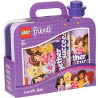 LEGO Friends Lunch Set - Lavender - Lunch Gifts
