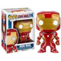 Marvel Captain America Civil War Iron Man Pop! Vinyl Figure