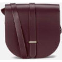 The Cambridge Satchel Company Womens Saddle Bag - Oxblood