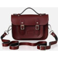 The Cambridge Satchel Company Womens Mini Magnetic Satchel - Oxblood