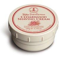 Taylor of Old Bond Street Shaving Cream Bowl - Cedarwood (150g)