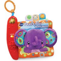 Vtech Peek  Play Baby book