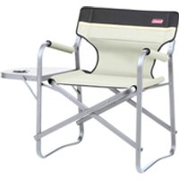 Coleman Deck Chair with Table - Khaki