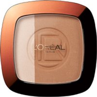 LOral Paris Glam Bronzer Duo - 101 Blonde Harmony