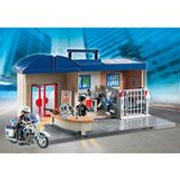 Playmobil City Action Take Along Police Station (5299)