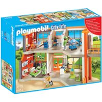 Playmobil City Life Children's Clinic with equipment (6657) - Life Gifts