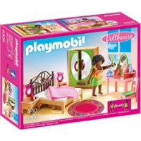Playmobil Dollhouse Bedroom with Dressing Table (5309) - Bedroom Gifts