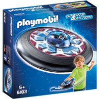 Playmobil Sports & Action Celestial Flying Disk with Alien (6182) - Playmobil Gifts