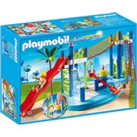 Playmobil Summer Fun Water Park Play Area (6670)