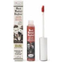 theBalm Liquid Lipstick Meet Matt(e) Hughes 7.4ml (Various Shades) - Doting
