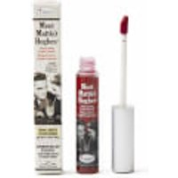 theBalm Liquid Lipstick Meet Matt(e) Hughes 7.4ml (Various Shades) - Loyal