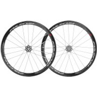 Fulcrum Racing Quattro C17 Carbon Clincher Disc Brake Wheelset - 6 Bolt - QR