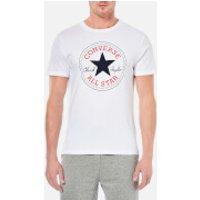 Converse Mens CP Crew T-Shirt - Optic White - S - White