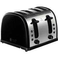 Russell Hobbs 21303 Legacy Toaster - Black