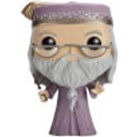 Harry Potter Dumbledore with Wand Pop! Vinyl Figure - Harry Potter Gifts