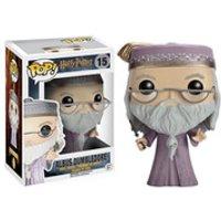 Harry Potter Dumbledore with Wand Pop! Vinyl Figure