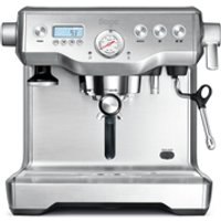 Sage by Heston Blumenthal BES920UK The Dual Boiler Espresso Coffee Machine