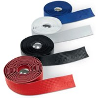 ITM Carbon Look Bar Tape - White