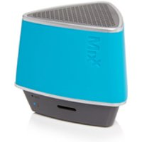 Mixx S1 Bluetooth Wireless Portable Speaker (Inc hands free conference calling) - Neon Blue