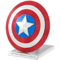 Marvel Avengers Captain Shield Metal Earth Construction Kit - Marvel Gifts