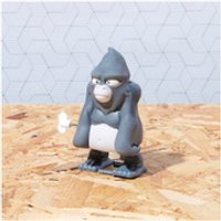 Walking Erasers - Gorilla - Gorilla Gifts