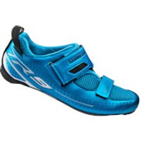 Shimano TR9 SPD-SL Cycling Shoes - Blue - EUR 40 - Blue