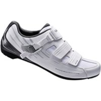 Shimano RP3 SPD-SL Cycling Shoes - White - EUR 36 - White