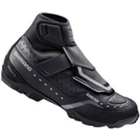 Shimano MW7 Gore-Tex SPD Cycling Shoes - Black - EUR 42 - Black