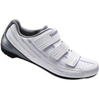 Shimano RP2W SPD-SL Cycling Shoes - White - EUR 38 - White