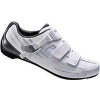 Shimano RP3 SPD-SL Cycling Shoes Wide Fit - White - EUR 44 - White