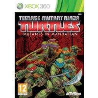Teenage Mutant Ninja Turtles - Mutantes in Manhattan