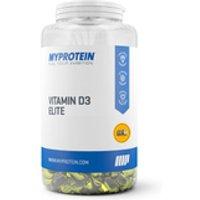 Vitamin D3 Elite - 180capsules - Pot - Unflavoured
