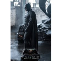DC Comics Batman v Superman Dawn of Justice Batman - 24 x 36 Inches Maxi Poster - Superman Gifts