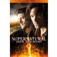 Supernatural Fire - 24 x 36 Inches Maxi Poster - Supernatural Gifts