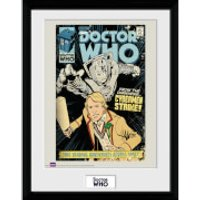 Doctor Who Strike - 16 x 12 Inches Framed Photographic