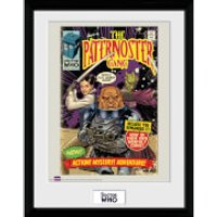 Doctor Who Pasternoster - 16 x 12 Inches Framed Photographic