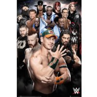 WWE Superstars 2016 - 24 x 36 Inches Maxi Poster