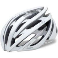 Giro Aeon Road Helmet - 2019 - M/55-59cm - Matt White/Silver