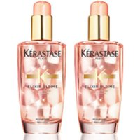 Kerastase Elixir Ultime Coloured Hair Oil Duo 100ml