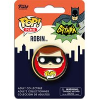 DC Comics Batman Classic 1966 Robin Pop! Pin - Batman Gifts
